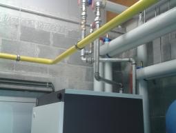 Boiler industriel
