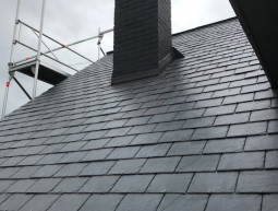 Remplacement d'une toiture
