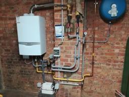 Chaudière gaz à condensation VAILLANT ECOTEC PLUS VC206
