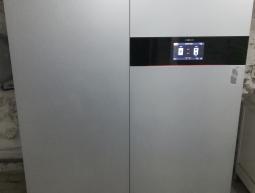 Chaudière gaz à condensation combinée avec électricité par pile à combustible VIESSMANN VITOVALOR