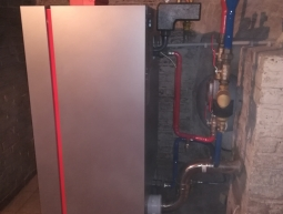 Chaudière gaz à condensation VIESSMANN VITOCROSSAL 300